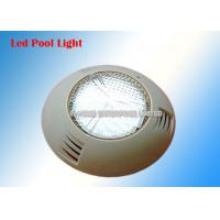 PC Cover LED Inground Swimming Pool Lights Multi - Color AC12v Anti - Corrosion Manufactures