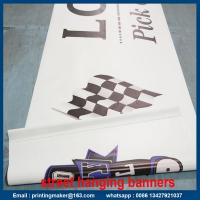 Outdoor Double Sided Print Advertising PVC Vinyl Banner Manufactures