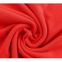 Cotton Jersey Blend Fabric Tear Dry Fit Moisture Wick - Resistant For Kids Soccer Manufactures