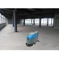 SIngle Brush Floor Scrubber Dryer Machine For Fonda Accept Customization Manufactures