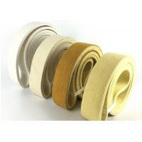 China Nomex Aramid Felt Cushion / Aluminum Profile Felt Cover for sale
