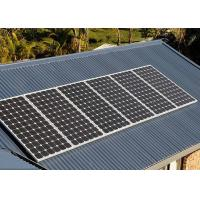 China Commercial Second Hand Solar Panels , 6 Inch Monocrystalline 12 Volt Solar Panel on sale