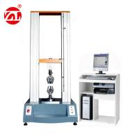 5KN Computer Servo Tensile strength Testing Machine For Plastics Manufactures