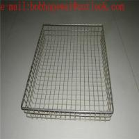 instruments tray /stainless steel wire mesh basket /wire mesh basket /medical instruments tray Manufactures