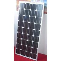 Quality 90W Mono-crystalline silicon solar panel with 12V for sale