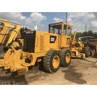Caterpillar 140G Motor Second Hand Grader Ripper Fitted New Paint No Oil Leakage Manufactures
