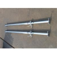Building Material  Scaffolding Steel Props Adjustable Acrow Props  CO2 Arc Welded Manufactures