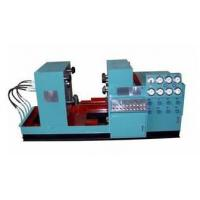 Flanged Valves Hydraulic Valve Test Bench and valve tester Manufactures