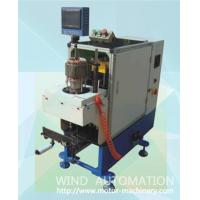 Stator coil single side lacing winding binding machine for pump compressor induction motor Manufactures