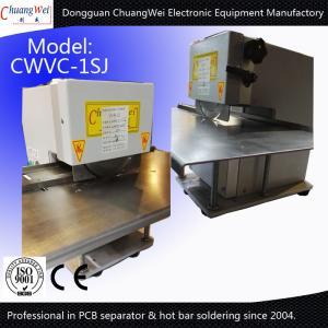 China V Groove PCB Depaneling Machine V Cut PCB Separator V Score PCB Cutting Machine on sale