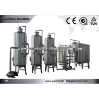 Drinking Water Treatment Systems With Ozone Sterilizer , Active Carbon Filter Manufactures