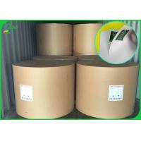 Smooth Offset Printing Paper Natural Wood Pulp Material With Good Touch Feeling Manufactures
