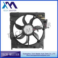 OEM 17427598738, 17427598740 Auxiliary Car Cooling Fan Motor For BMW E70 Manufactures