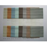 Quality Modern Curtain Blinds of Double Faced Zebra Blinds for sale