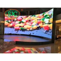 P2 SMD LED screen 512 * 512 / 3G WIFI indoor full color led display HD conference video LED wall Manufactures