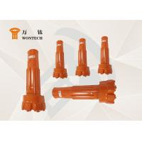 Hard Alloy DTH Hammer Bits With Latest Heat Treatment Fast Penetration Manufactures