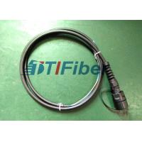 ODVA -LC Duplex IP67 Fiber Optic patch cord / fiber patch cable assemblies Manufactures