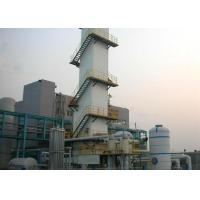 Mini LNG Plant Lng Gas Liquefaction Plant  30000Nm3 / Day Skid Mounted Manufactures