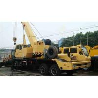 Used crane truck Manufactures