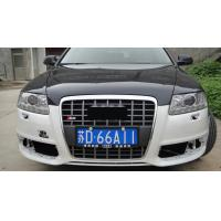 Performance ABS Car Front Grilles for Audi A6 C6 S6 2005-2012 / Car Front Grilles for sale