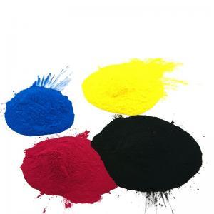 China SGS HP Laser Toner Powder , 530A 410A 540A 320A 210A 310A 350A Colour Toner Powder wholesale