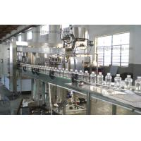 Buy cheap 3 In 1 Automatic Liquid Bottling Machine , Beverage / Water Filling Equipment from wholesalers