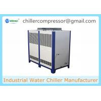 10hp Industrial Air Cooled Water Chiller, 10 tons Industrial Water Chiller Manufactures