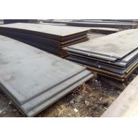 Ms Hot Rolled Steel Plate / Coil , Flat Metal 10mm Steel Plate Custom Length Manufactures