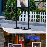 China Outdoor Retail Poster Display Pop Up Exhibition Stands Customized Size on sale