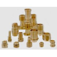 China brass compression fitting on sale