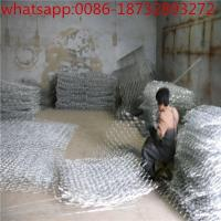 buy gabion/rock in wire retainer wall/stone basket retaining wall/gabion wall house/retaining wall with wire mesh Manufactures