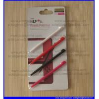 NDSiXL Plastic Touch Pen 4in1 Pack Nintendo NDSixl game accessory Manufactures