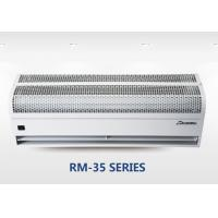 Energy Saving 900-1500 Mm Wall Mounted Hot Water Air Curtain For Heating Manufactures