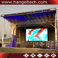 P8mm Outdoor Waterproof Rental LED Upstage Video Screen Prices Manufactures