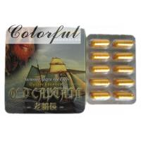 China Old captain sex timing capsule on sale