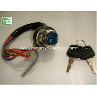 Suzuki Motorcycle Parts SWITCH ASSY IGNITION AX100  Lock  6V 11 Line Switch Manufactures
