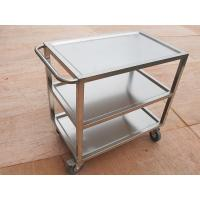 Hotel Professional Platform Truck Trolley With Folding Handle For Transport Manufactures