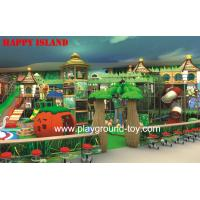 China 100%  Safety Colorful Kids Soft Indoor Playground Castle With Europe Standard on sale