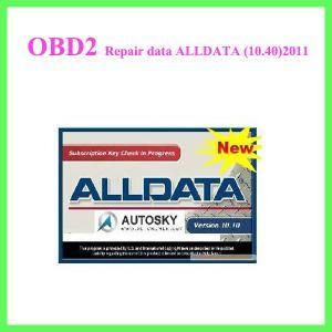 Repair data ALLDATA (10.40)2011 Manufactures