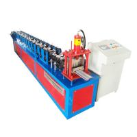 China Custom Garage Roller Shutter Door Roll Forming Machine , Panel Color Sheet Making Machine on sale