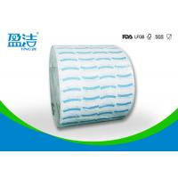 Flexo Printing Colored Paper Rolls 16oz With Certificates SGS FDA LFGB Manufactures