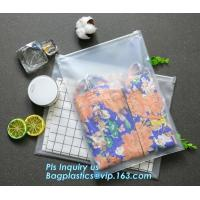 pencil packing slider zipper pvc plastic bag, student/children traveling EVA bag, Cosmetic Pouch good quality with zippe Manufactures