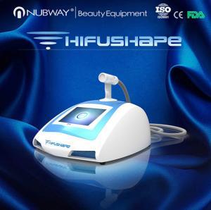 China High intensity focused ultrasonix hifu cavitation slimming machine price on sale