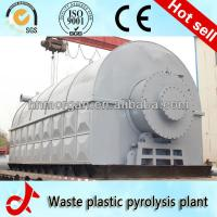 Pipes condensor make more oil rate waste tire recycling equipment Manufactures
