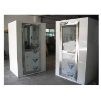 Powder Coated Steel Outside Air Shower Cabinet Anti - Static System Manufactures