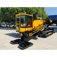 Quality 450KN Horizontal Directional Drilling Machine Large Torsion ISO9001 for sale
