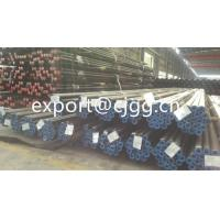 China API 5L X60 PSL1 Fluid Seamless Cold Drawn Steel Tube Gas / Oil Line Pipe wholesale
