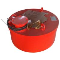 China MW5 Series Circular Lifting Magnet for Scrap Iron on sale