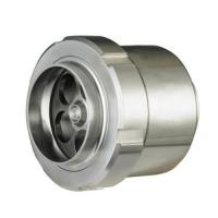 China Stainless Steel 304 Union Body Hygienic Sanitary  Non Return Check Valve on sale