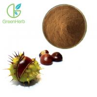 Buy cheap Supply Semen Aesculi Extract,Aesculus Chinensis Extract,Chinese Buckeye Seed from wholesalers